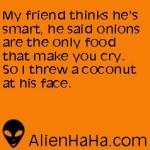 Funny Quotes 17 from Alien HaHa