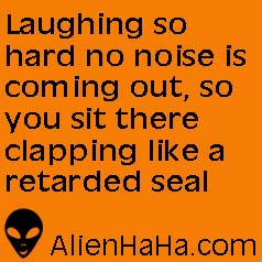 Funny Quotes 3 from Alien HaHa