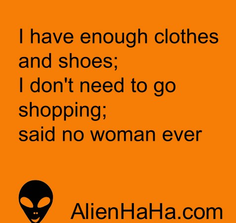 Funny Quotes 88 by Alien Ha Ha