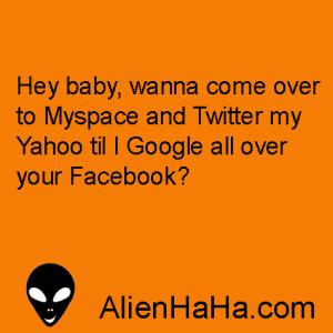 Alien HaHa 37