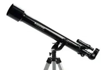 Celestron PowerSeeker 60AZ Telescope is one of the Best Telescope in India for Beginners