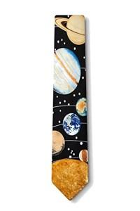Solar System Boys 100% Silk Astronomy Planets