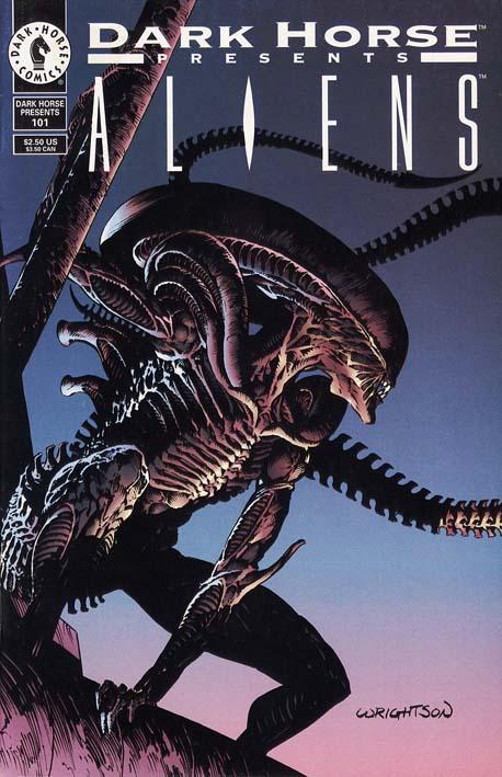[1995-09] Aliens: Incubation