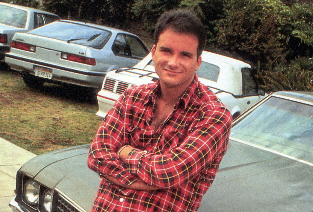 Shane Black su CIAK (1993)