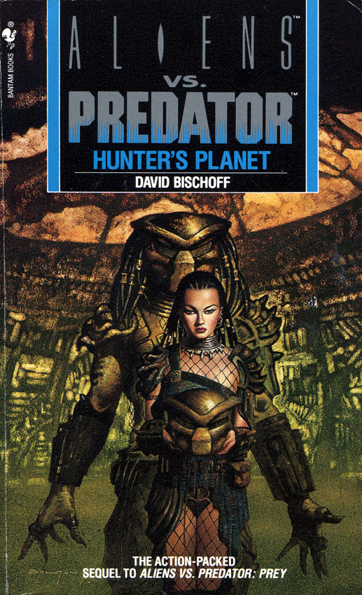 [1994-12] Aliens vs Predator: Hunter's Planet