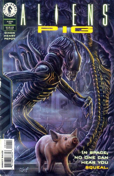 [1997-03] Aliens: Pig