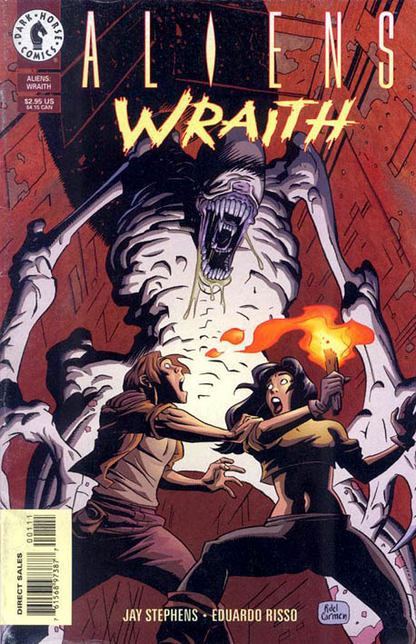 [1998-07] Aliens: Wraith