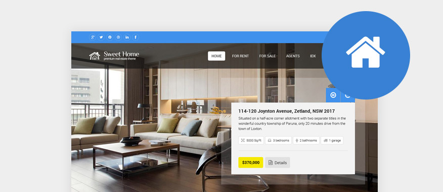 60 Best Html Real Estate Website Templates 2019