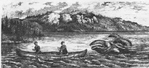 Ogopogo lake monster
