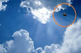 SHAPE SHIFTING UFO WITNESSED OVER JACKSON NEW JERSEY