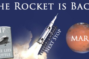 Most powerful rocket ever built by NASA scheduled for Mars