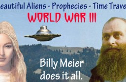 Meet Billy Meir the Swiss prophet and alien contactee