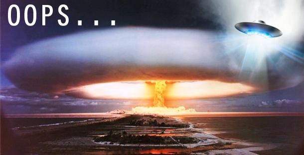 Alien Hydrogen bomb