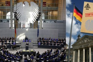German court orders Parliament to release UFO reports