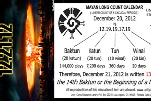 2012 Mayan calendar prediction