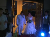 the groom & the bride