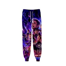 Endgame Quantum Realm Man outwear Advanced Tech Long Pant Cosplay halloween costume new superhero Iron Man trousers