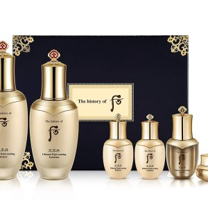 THE HISTORY OF WHOO THE HISTORY OF WHOO Cheonyuldan Hwayul Special Edition Set