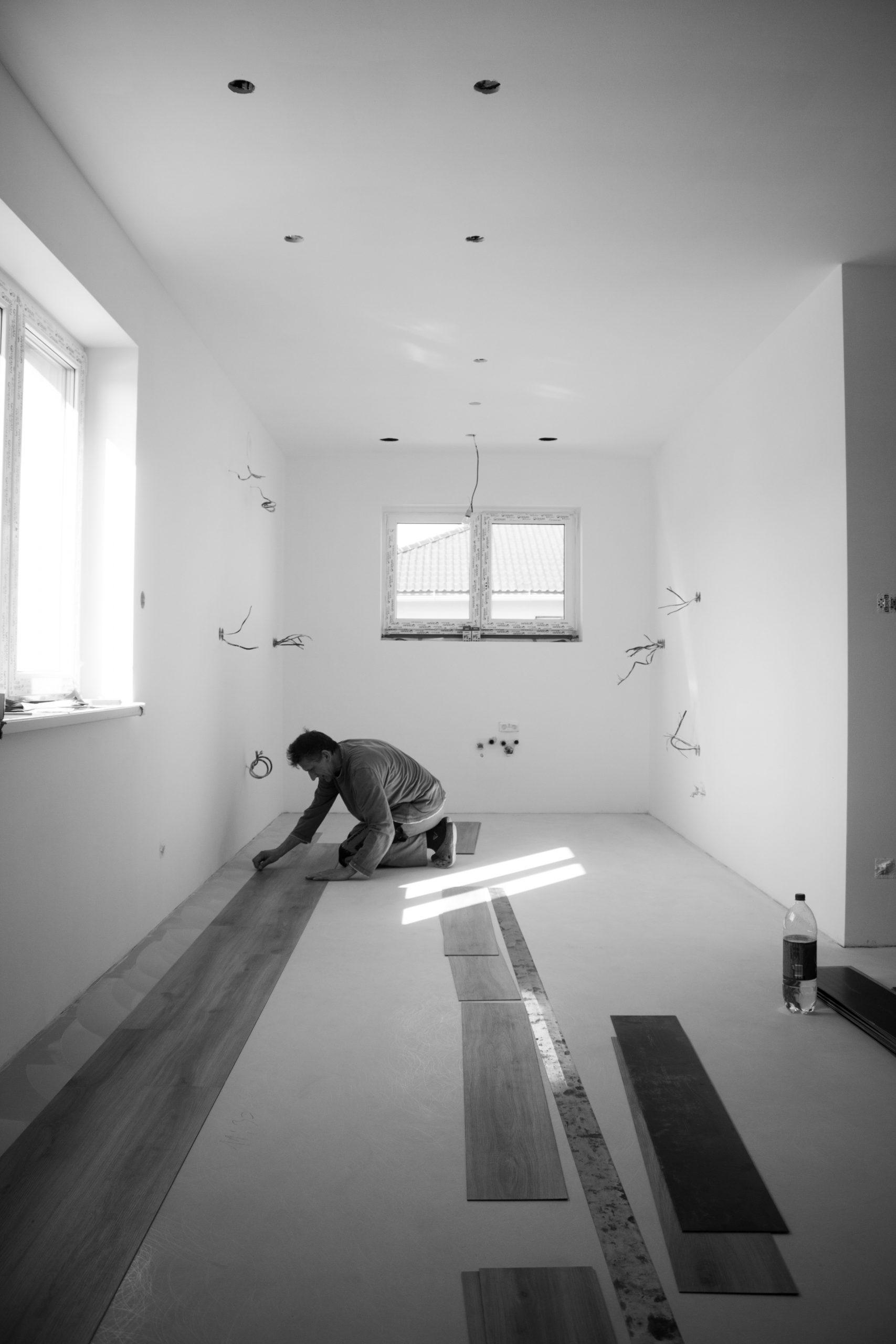 Mooie vloeren – Weg met ongelijke vloeren