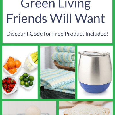 The Gift All of My Green Living Friends Will Want