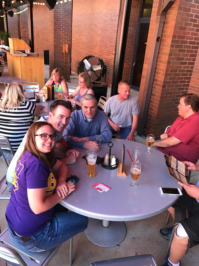 st louis brewery tour
