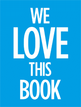 We Love This Book logo