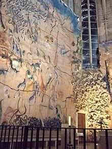 Miguel Barcelos sculpture (La Seu)