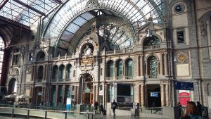 Centraal Station, Antwerp