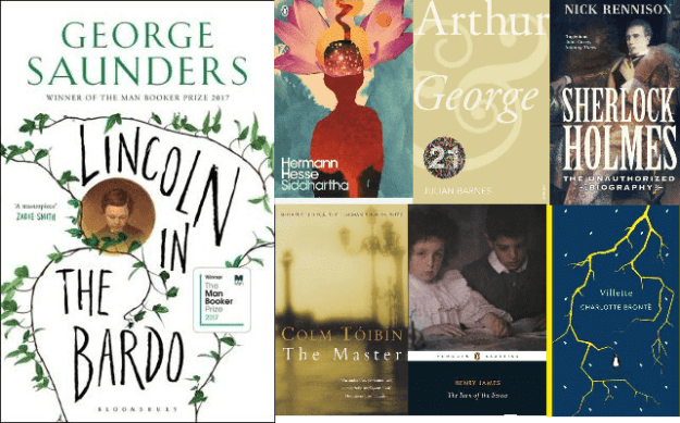 This Month Were Starting With The 2017 Man Booker Winning Lincoln In The Bardo By George Saunders Set Against The Backdrop Of The America Civil War With