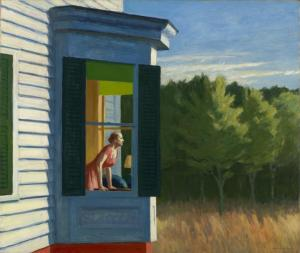 Cape Cod Morning, 1950 Edward Hopper