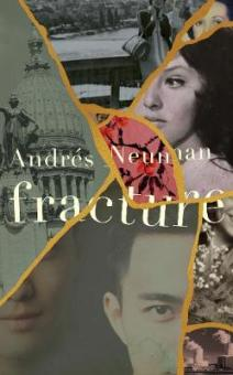 Cover image for Fracture by Andrés Neuman