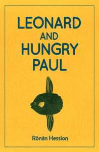 Cover image for Leonard and Hungry Paul by Rónán Hession
