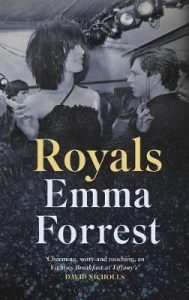 Cover image for Royals by Emma Forrest