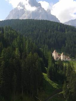The Dolomites - near selva