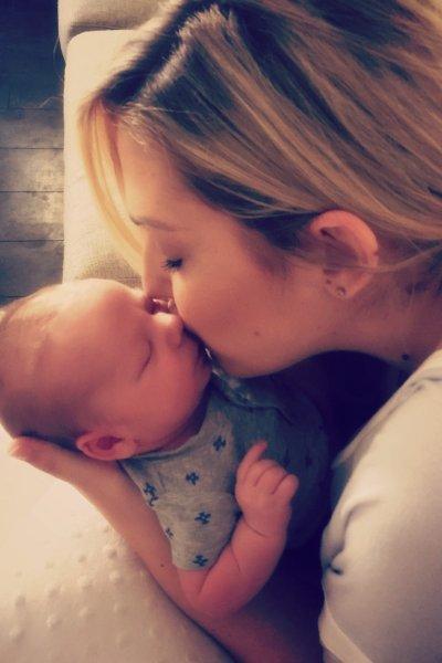 pregnancy trimesters, newborn baby, postpartum, breastfeeding