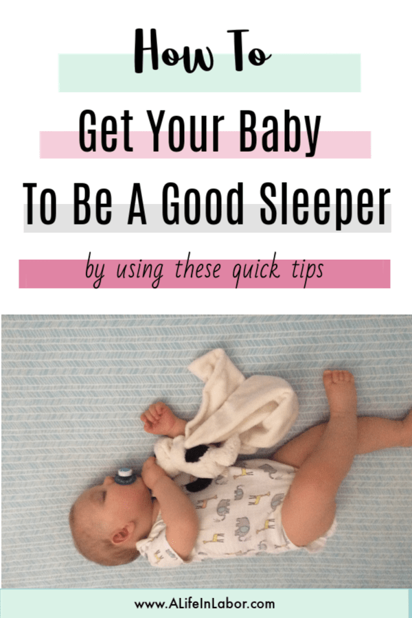Your baby can be a good sleeper too. Follow these important pieces of advice from a mom who had a terrible sleeper turn dream sleeper. If you constantly wondering how to get your baby to sleep through the night and it's starting to feel hopeless, don't give up. I have the advice that you have been looking for right here. You CAN and WILL get your baby to become a good sleeper.