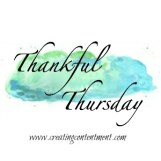 Thankful-Thursday