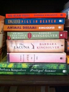 A Barbara Kingsolver collection