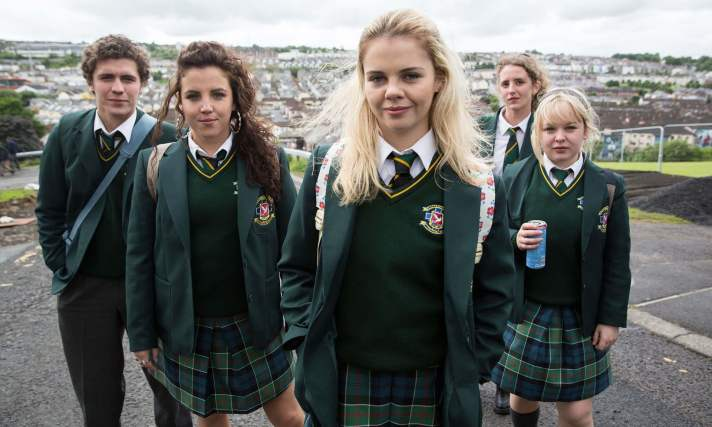 derry girls by jack barnes