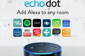 Alexa, I Love You – The Amazon Echo Dot