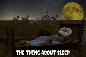 Insomnia – The Thing About Sleep