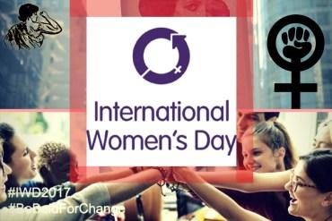 International Women's Day Feature Image