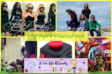 April Favourites 2017