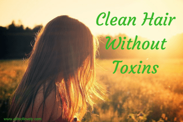 toxin free shampoo - a life of lovely