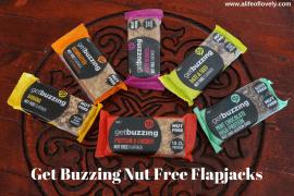 Get Buzzing flapjacks