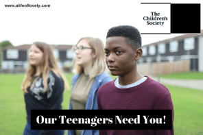 Our Teenagers Need You!