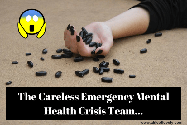 Mental Health Crisis Team