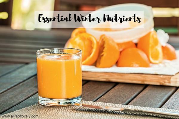 Essential Winter Nutrients