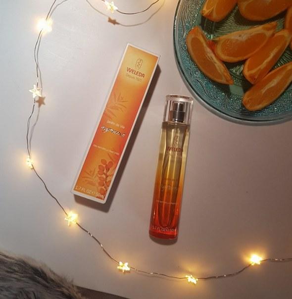 Weleda - green ethical perfume