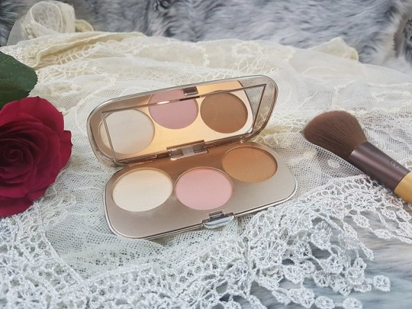 Jane Iredale contour kit review - green beauty - vegan makeup